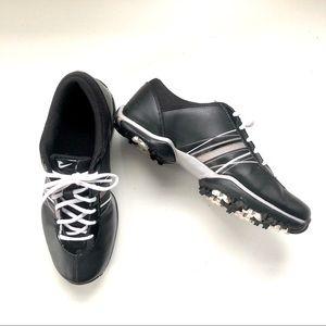 Nike Golf Shoes Sz 7.5 Black